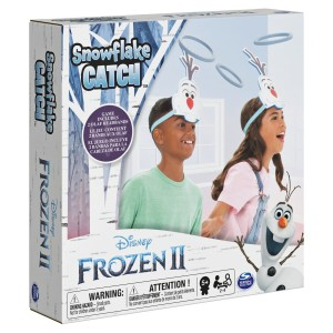 Spin Master CARDINAL GAMES Gra Frozen 2 Snowflake Catch
